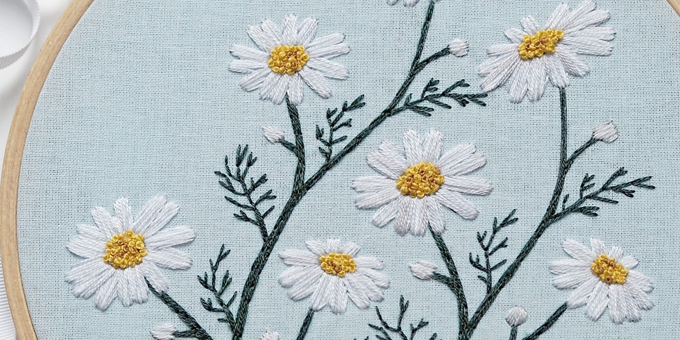 AUSGEBUCHT! Flower Power - Blumenstickereien ganz easy!