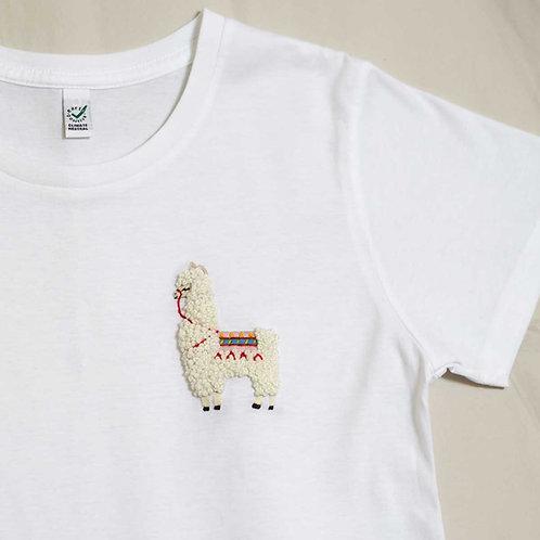 "Stickset T-Shirt ""BABY LAMA"""