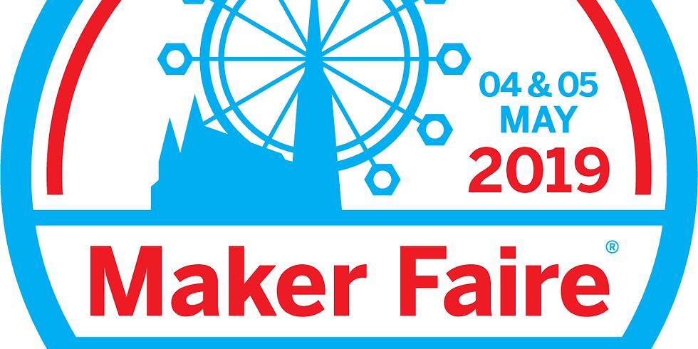 Maker Faire Vienna + Mini-Workshop