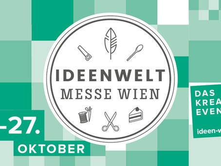 Ideenwelt Messe Wien am 24. - 27. Oktober 2019