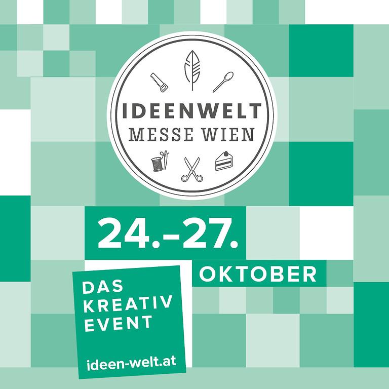 Sticken lernen @ Ideenwelt