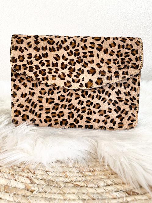 Bella bag dierenprint tas