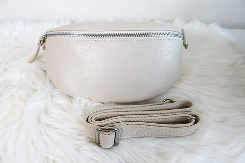 Classy fanny pack nude
