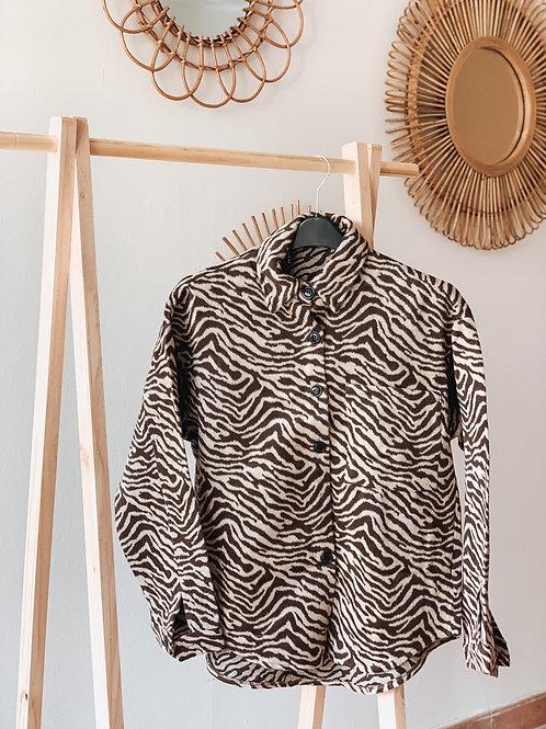 Zebra jas