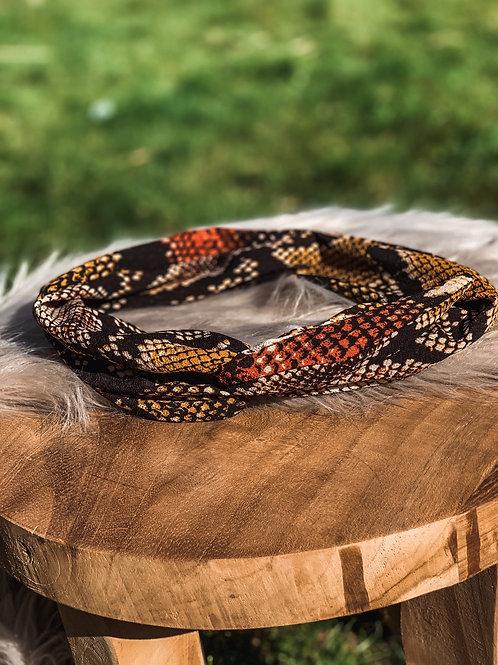 """Bandana """"color snake"""""""