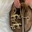 Thumbnail: Panter oorbellen goud