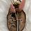 Thumbnail: Zilveren hoorn oorbellen
