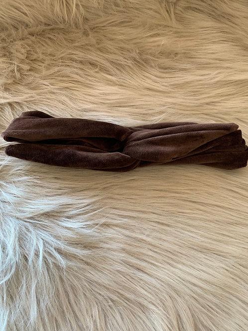 """Teddy bandana """"velvet brown"""""""