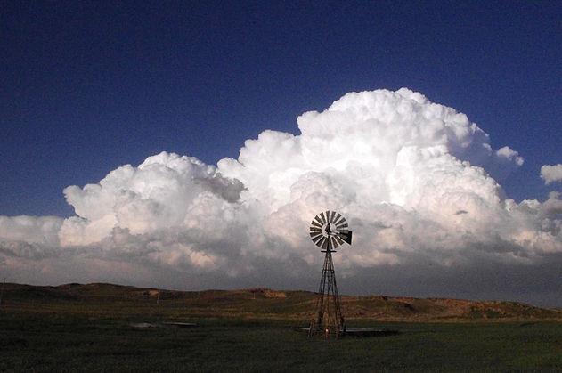 Sandhills Windmill