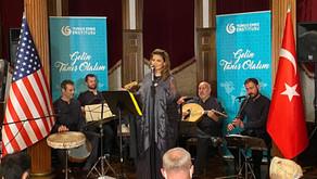 Yunus Emre Institute Hosts Sufi Sounds and Harmonies Concert to Honor Yunus Emre