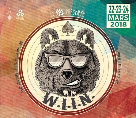 WIIN : Weekend d'Improvisation Inter-National