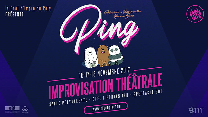 PING: Polyvalente d'Improvisation Nouveau Genre