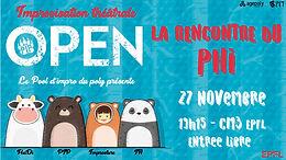 OPEN du PHI