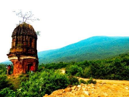 Garpanchkot, panchet hill