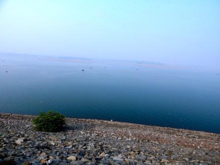 Panchet Dam, Damodar