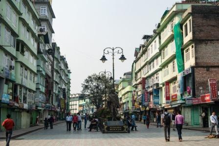 M.G. Marg Gangtok