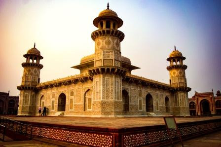 ITIMAD-UD-DAULAH: THE JEWEL BOX OF AGRA