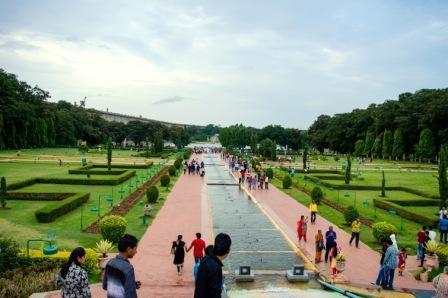 Brindavan Garden Mysore
