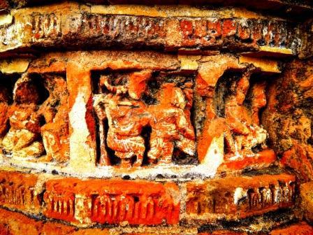 Garpanchkot, terracotta