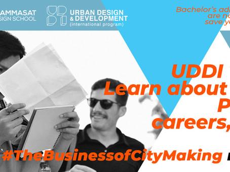 UDDI 101 pt.2: Careers & $$ in U.D. Worldwide