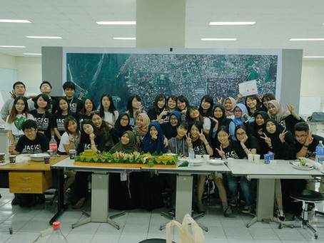 IACSC @Makkasar - Creating Resilient Makkasar, Indonesia