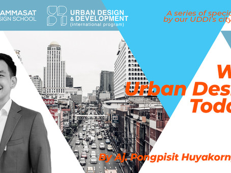 Why Urban Design Today? Ep.3