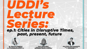 UDDI Lectures Series: first TWO Episodes coming soon!