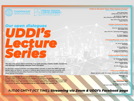Our International Perspectives: UDDI's Lecture Series!