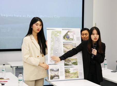 Final presentations: UDDI x PATTAYA