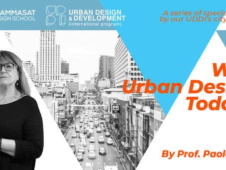 Why Urban Design Today? Ep.5