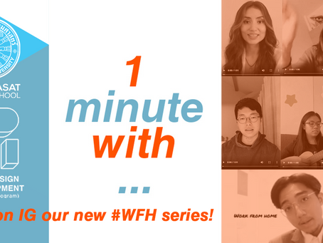 Sharing is Caring! UDDI #WFH video call!
