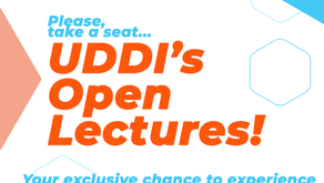 Take a seat in UDDI's Open Lectures, it's FREE!