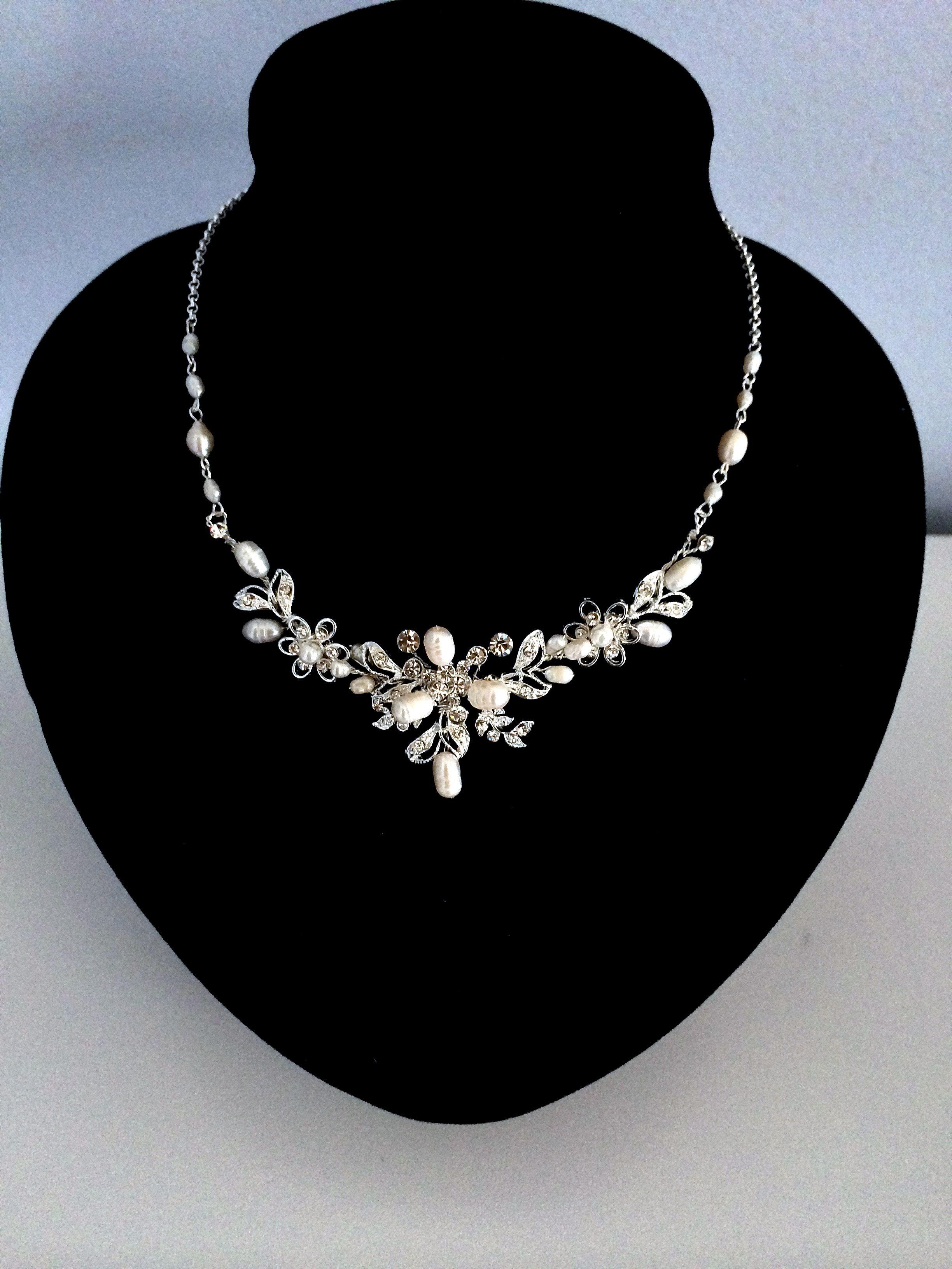 urban bride kitchener wedding accessories necklaces veils