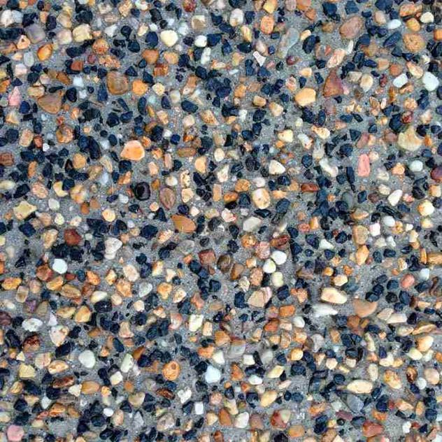 Golden Beach 25% 7mm Black