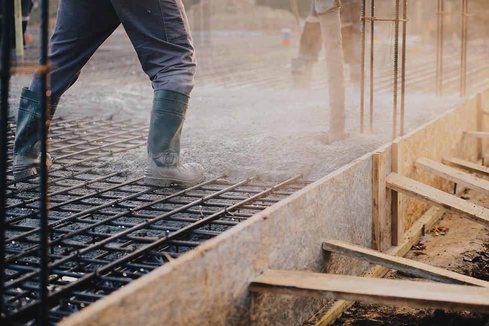 Concrete Constructon Rye Victoria