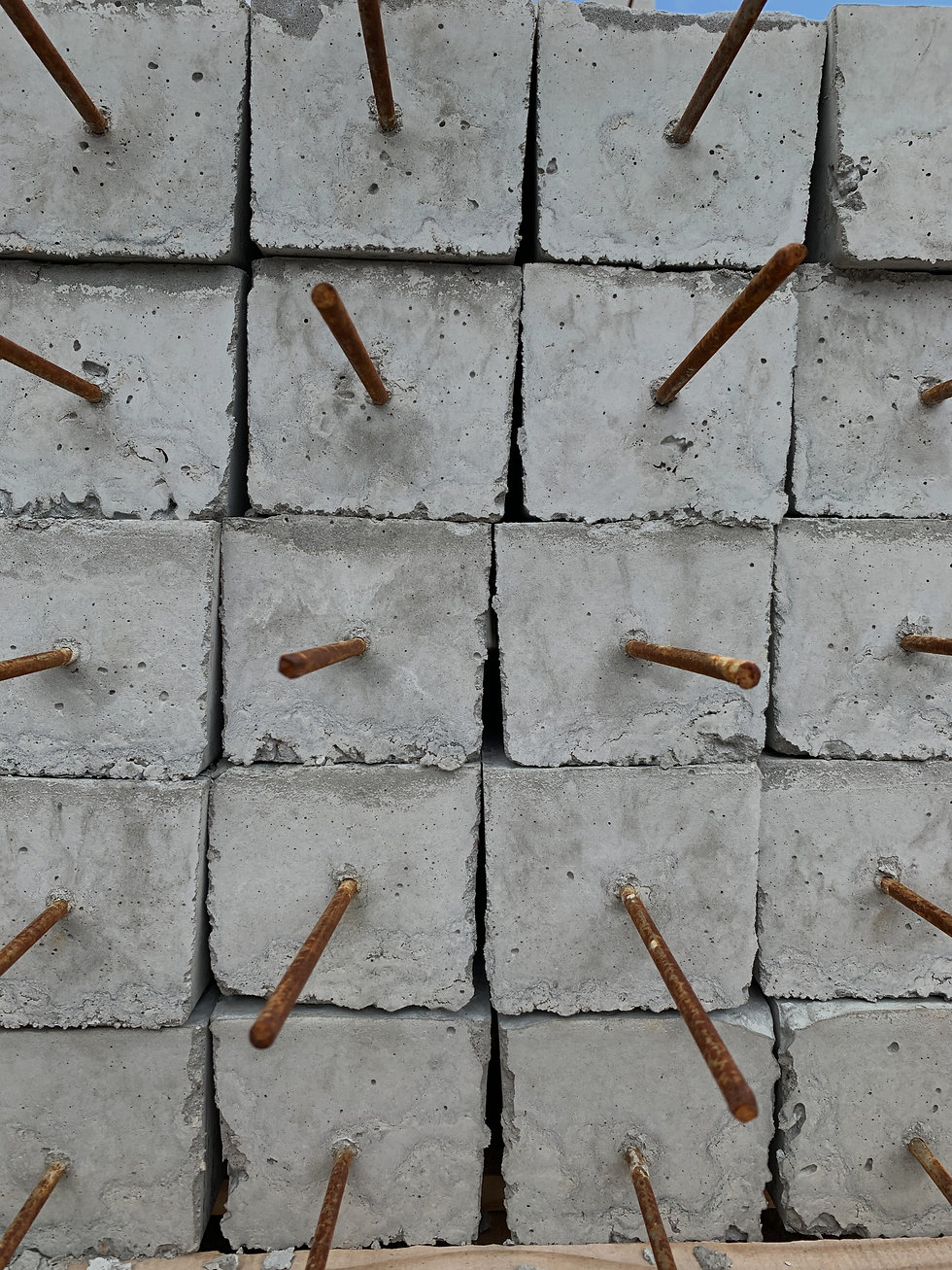 Concrete Building Stumps Rye Victoria