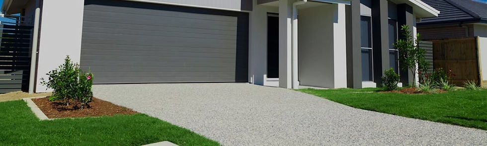 Exposed Aggregate Driveways Rye Victoria
