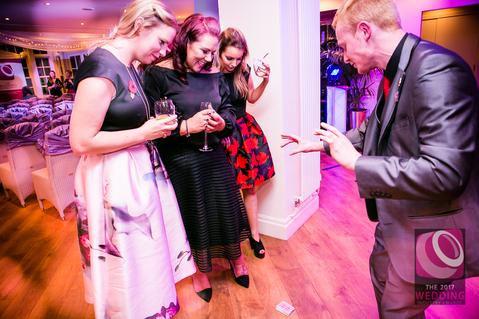 Zanda Magic Wedding Magician Lancashire