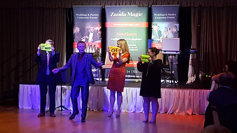 Zanda Magic Close Up Magician Lancashire