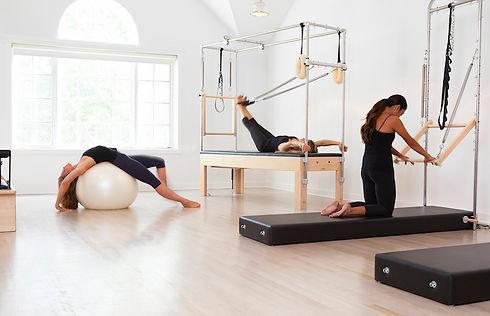 comprehensive pilates