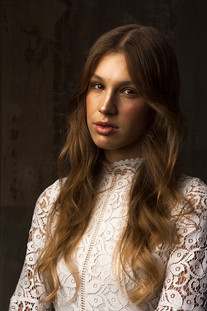 Model: Marana via WKD Models Visagie: Hanan Chadid