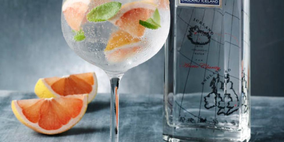 Sip & Supper: Gin