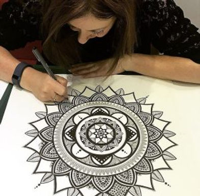 Draw your own Mandala