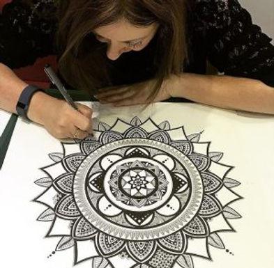 Draw your own Mandala