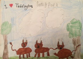 Hope, Age 5
