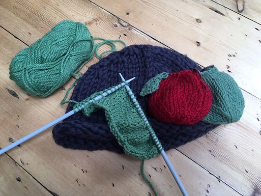 Next Steps in Knitting with Handmade Workshops