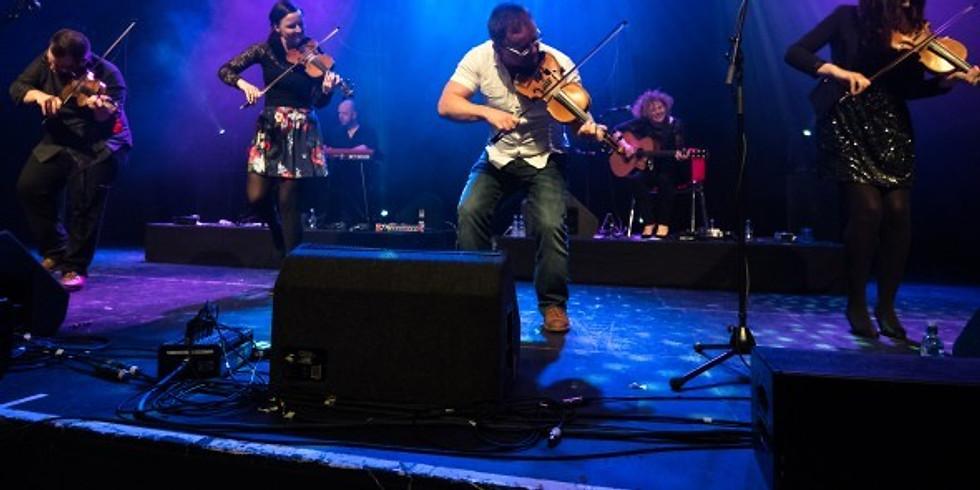 Blazin' Fiddles - 21st Anniversary Tour