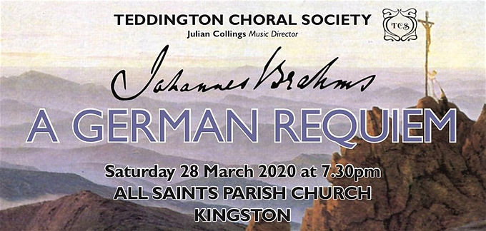 Johannes Brahms, a German Requiem