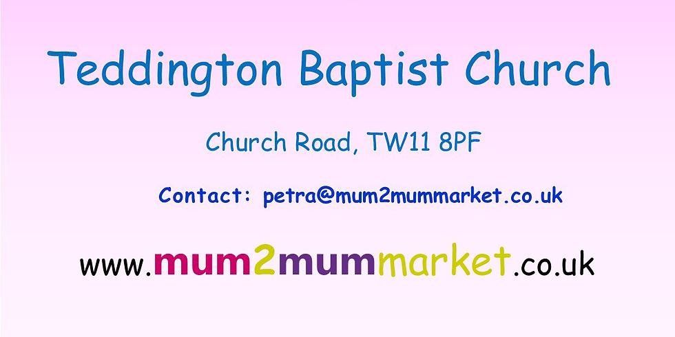 Mum2Mum Market Sale