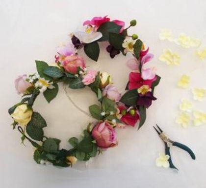 Make a Flower Crown